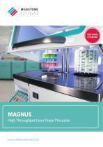 MAGNUS tissue processor catalog