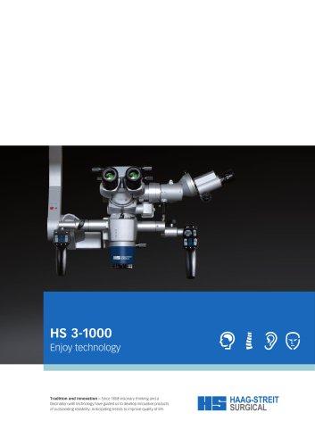 Brochure HS 3 1000 c