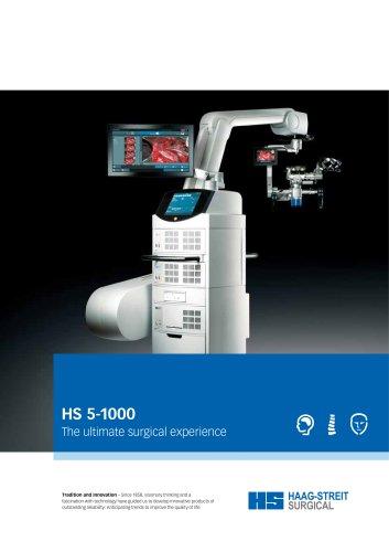 Brochure HS 5 1000 b