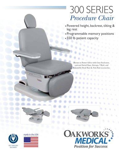 300 Series Procedure Chair