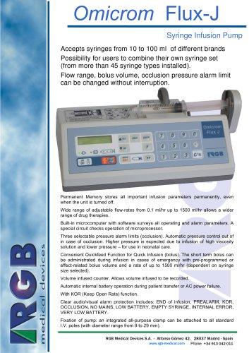 Omicrom FLUX - J