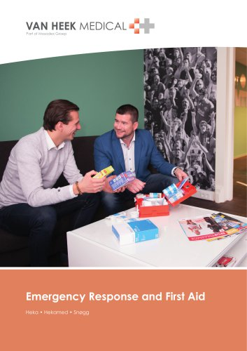 Product Catalogue First Aid