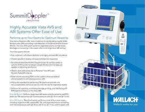 Vista AVS Sell Sheet