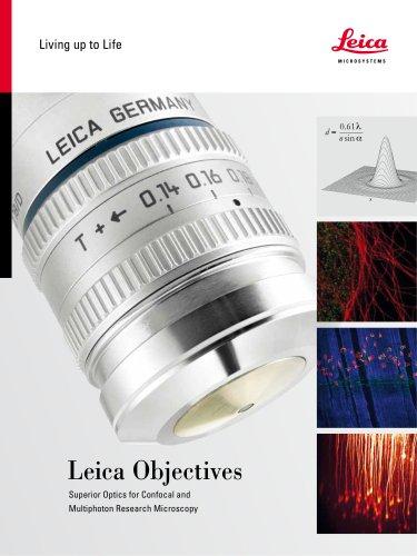 Leica TCS SP8 Objective