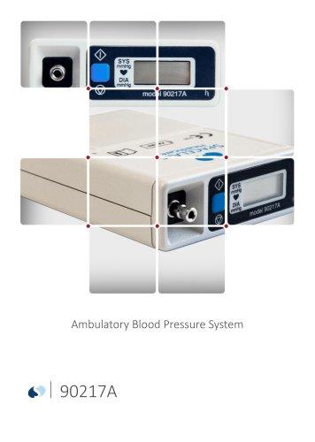 90217A Ambulatory Blood Pressure System
