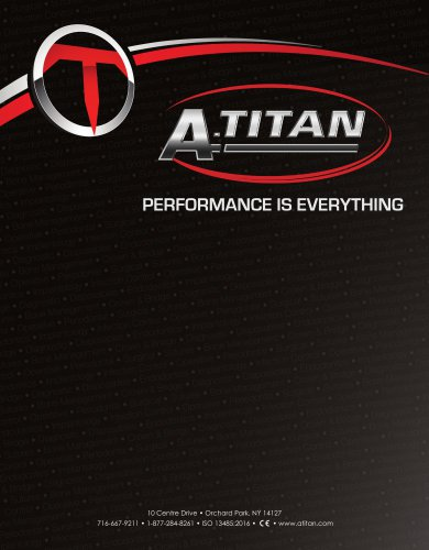 Titan Full Product Catalog