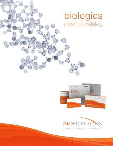 Biologics Catalog