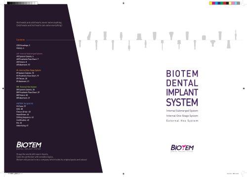 BIOTEM  DENTAL  IMPLANT SYSTEM