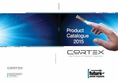 Product Catalogue 2015