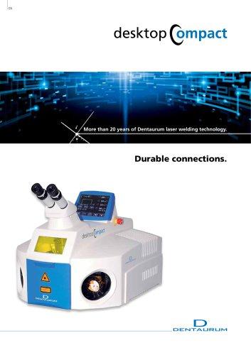 desktop compact Laser