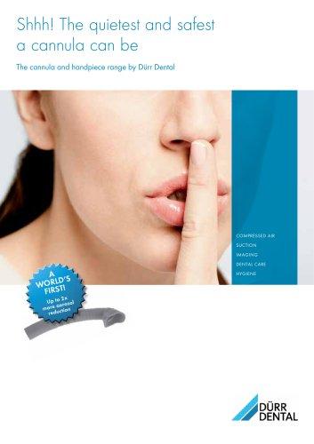 Cannula brochure