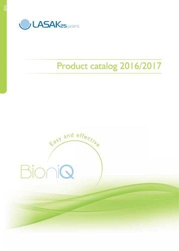 BioniQ product catalog 2014/2015