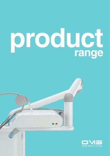 Range of products OMS