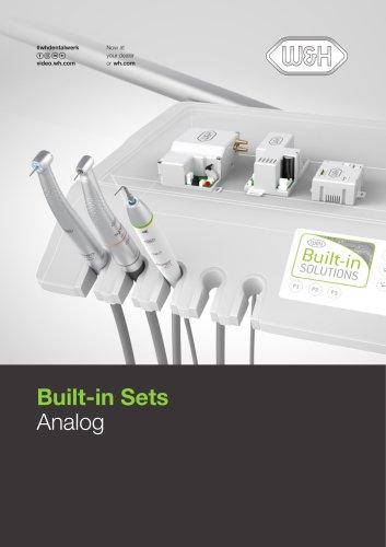 Built-in Sets Analog