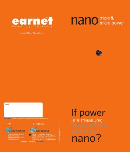 nano micro & micro power