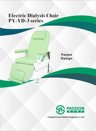 Electric Dialysis Chair (PY-YD-3series)