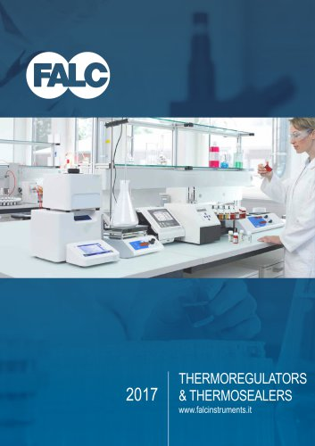 THERMOREGULATORS & THERMOSEALERS