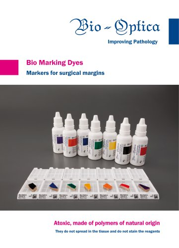 Markers for surgical margins