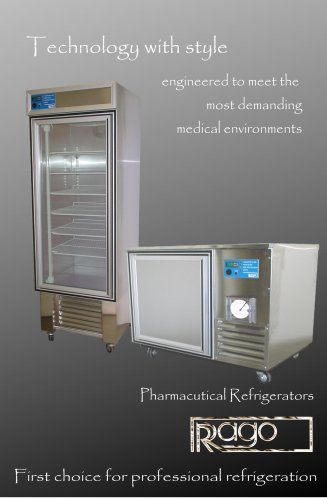 GPV/SPV Pharmacy Refrigerators